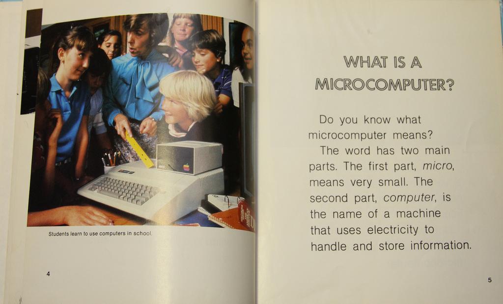 O que é um microcomputador?