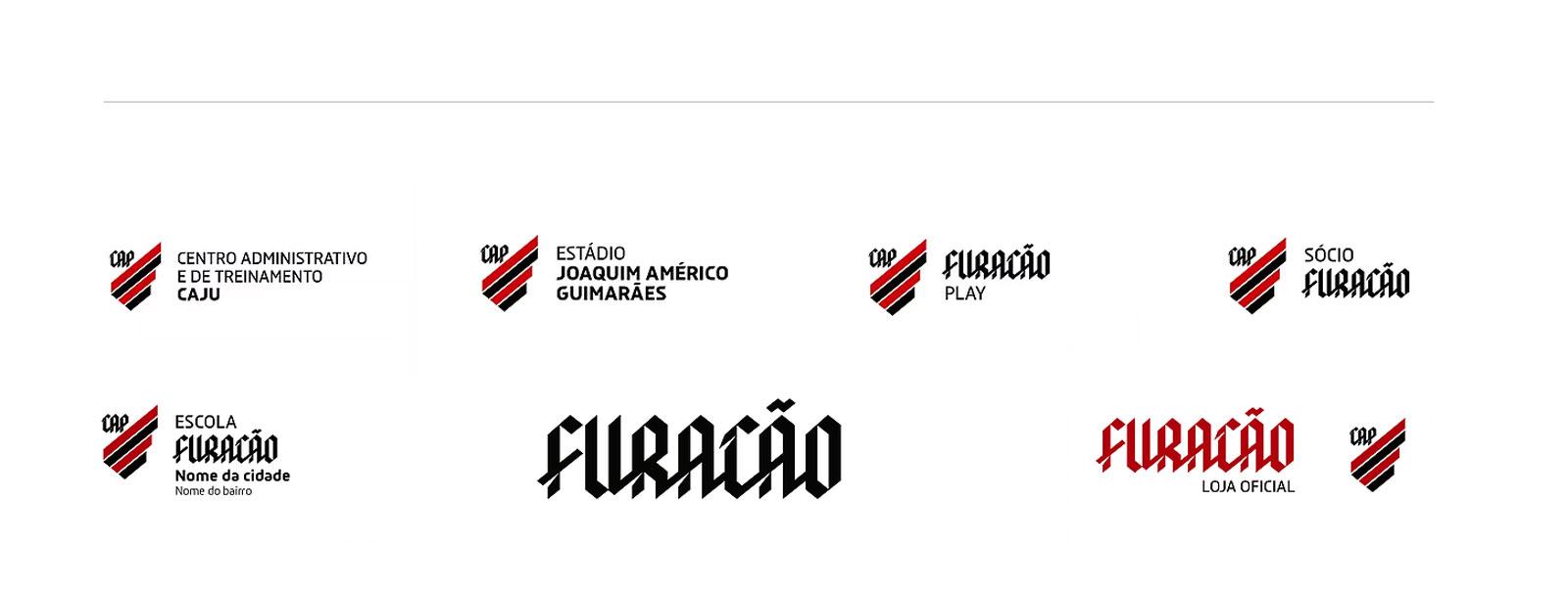 Submarcas do Athletico Paranaense