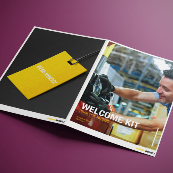Welcome Kit – Renault