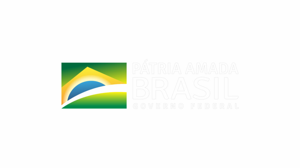 símbolo e logomarca governo do bolsonaro